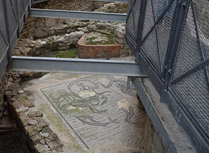 scavi romani