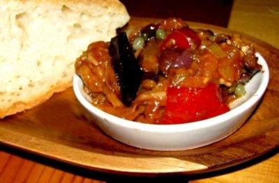 caponata siciliana video ricetta