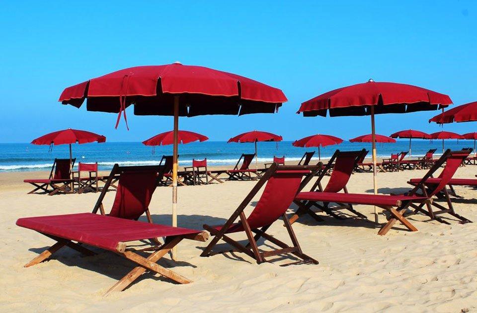 spiaggia del donnafugata resort