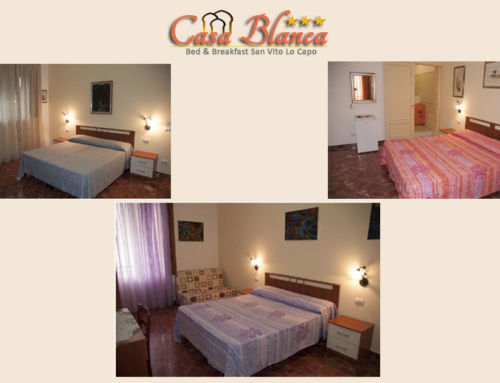 Bed and breakfast Casablanca San vito lo Capo