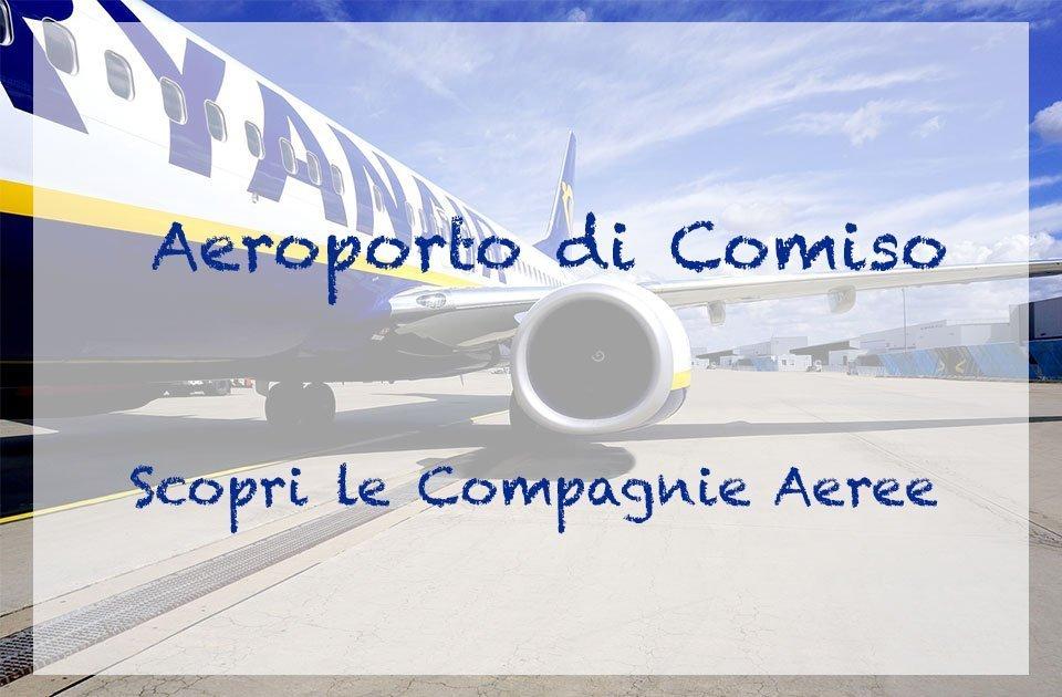 Compagnie aeree Comiso