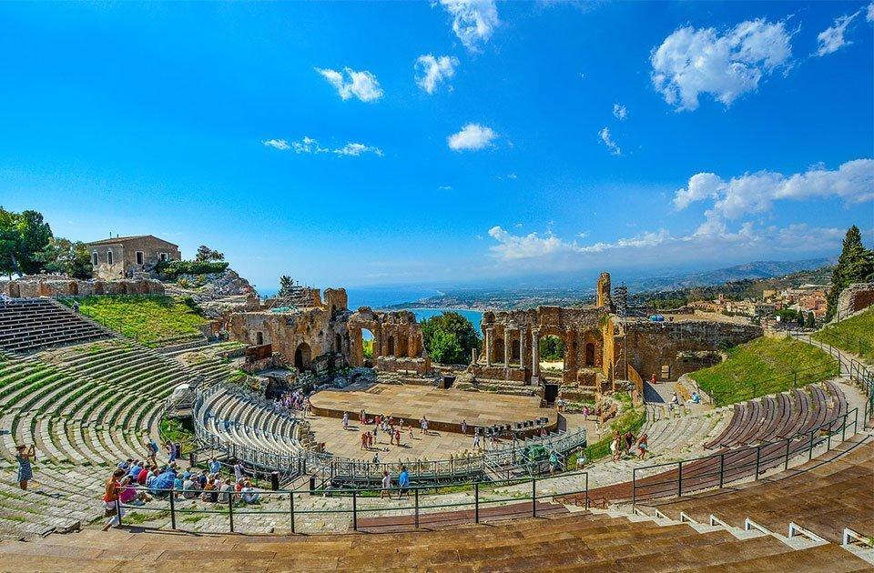 Cosa vedere in Sicilia Nord Orientale in 5 Giorni